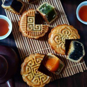 Mooncake recipe for Mid Autumn Festival