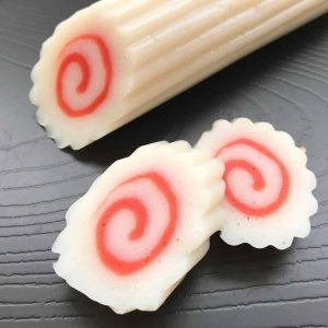 Narutomaki recipe homemade Japanese kamaboko