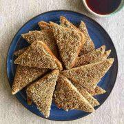 Sesame Prawn Toast Recipe: A Chinese Takeaway Classic