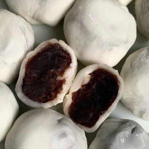 Red bean mochi recipe azuki daifuku