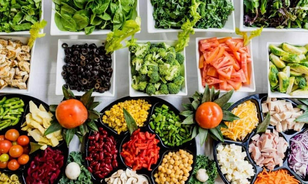 Vegetables are important for mental health