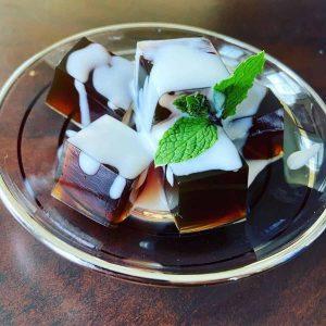 Coffee jelly recipe with milk