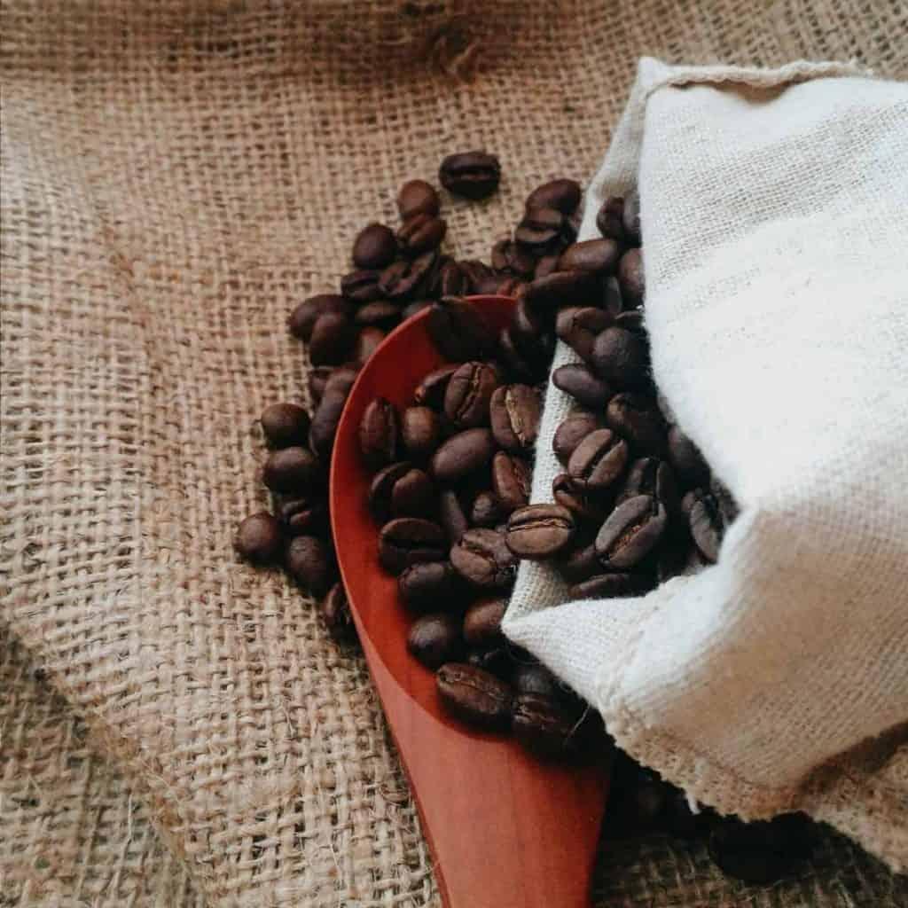 Good quality coffee beans