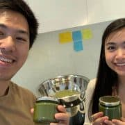 Authentic Japanese Matcha Spreads in London, Q&A with Simply Matcha Co-Founder, Victor Lim