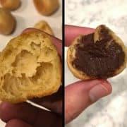Vegan Choux Pastry, Easy Home Recipe